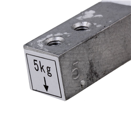 5kg Electronic Scale Sensor (Load Cell 5 to 10V, YZC-131)